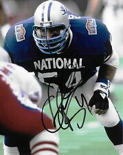 Chris Spielman Autographed 8x10 Photo (Reproduction)  2