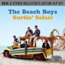 Beach Boys Surfin Safari Classic Vinyl LP 180g Gatefold Collectors Edition 2 LP