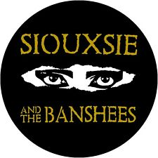 Siouxsie and the Banshees Slipmat Sisters of Mercy LP Vinyl Turntable Record