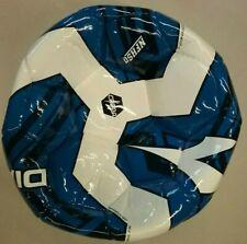 New! Diadora Unisex Coppa Soft Match Soccer Ball Blue 4''