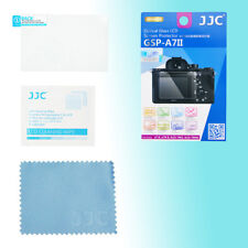 Sony A7r II A7 II 9h Hard Tempered Glass LCD Screen Guard Protector JJC Gsp-a7ii