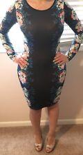 Celeb Style Bodycon Dress Sz M
