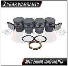 Piston & Piston Rings Fits Ford Expedition Mustang Explorer 4.6L 5.4L - SIZE STD