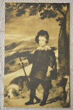 """CPA """" MUSEO DEL PRADO 1189 - Principe D. Baltasar Carlos - Velazquez"""