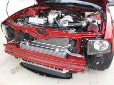 CXRacing FMIC Intercooler Kit For 05+ Ford Mustang 4.6L Vortec V3 Supercharger