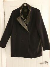 Next Coat / Jacket Size 16 Navy