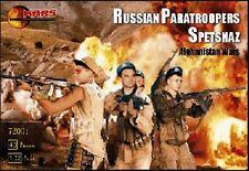 Mars Figures 1/72 Afghanistan War Russian Paratroopers Figures Set 72001