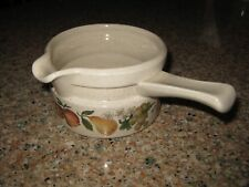 Wedgewood Quince Gravy Boat - very gently used - made in England!