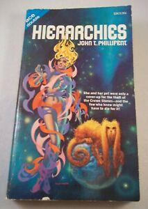 Ace Double: Mister Justice by Doris Piserchia & Hierarchies by John T Phillifent