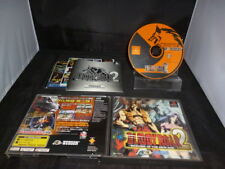 PS1 Bloody Roar 2 _ per Console Playstation 1 – JAP PSX PSONE