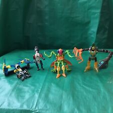 1997 Beast Wars Transformers Quick Strike, Buzz Claw, Panther, F1 Car Lot