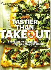Weight Watchers Tastier Than Takeout Cookbook PointsPlus Restaurant Home Recipes