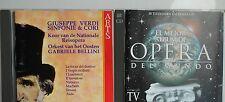 Opera 3 CD: El Mejor Album de Opera del Mundo. Giuseppe Verdi Sinfonie &n Cori