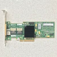 LSI00187 LSI MegaRAID PCI-e SATA/SAS Raid Controller 8708EM2/128M RAID0/1/10