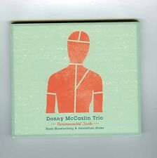 CD DONNY McCASLIN TRIO RECOMMENDED TOOLS