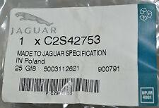 Original Jaguar X-Type Hintertür Gehäuse Blende Dichtung Teilenummer c2s42753