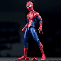 Marvel 7inch Heroes Comic Action Figure Legends Spider Man Into Spider Verse Toy