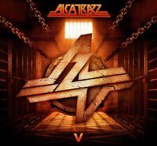 Alcatrazz - V - CD Digipak - Pre Order 15th Oct