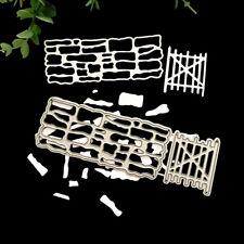 Stonewall Design Metal Cutting Die For DIY Scrapbooking Album Paper C PQ