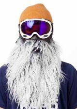 Beardski Maschera Da Sci HARLEY Maschera Sci Snowboard Barba Finta Costume neve