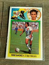 cromo Hogo Sanchez,coloca 93/94 ediciones este