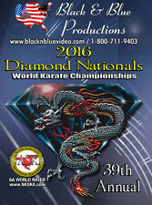 2016 Diamond National Karate Tournament DVD