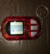Bandai Digimon Tamagotchi 2003 RED Digital Monster  - RARE