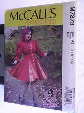 McCall's M7373 Yaya Han, Cosplay. Fitted Coat, NEW UNCUT, Size 6-14