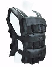 50 lbs. Weight Vest - Iron Ore Weighted Bags Included!