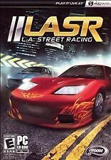 Video Game PC LASR L.A. Street Racing LA NEW SEALED BOX