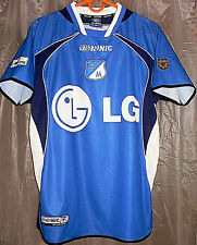 CLUB LOS MILLONARIOS COLOMBIA SOCCER TEAM HOME RUNIC RARE 2003 JERSEY ADULT M SZ