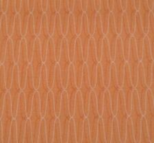Mad Mod by Ragnar for Quilting Treasures BTY Golden Orange Geometric 1950's Men