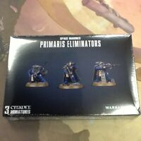 Primaris Eliminators Space Marines 40K Warhammer Sealed