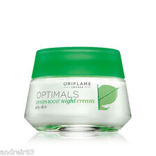 Oriflame Optimals Oxygen Boost Night Cream Oily Skin 50 ml 25199