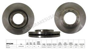 Disc Brake Rotor-DIESEL Front Best Brake GP31296