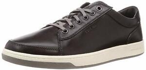 Cole Haan Men's Grandpro Spectator Lace Ox Sneaker, Magnet Handstain, Size 11.5