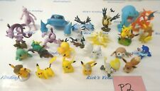 (24) Nintendo Pokemon Figures Toys Assorted Mixed Lot No Duplicates P2