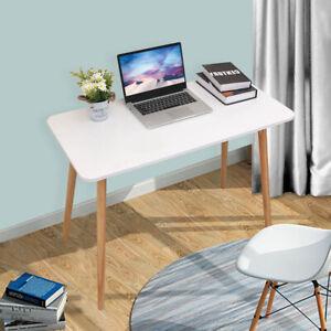 Home Office Computer/PC Desk Writing Table Workstation Wood Bookshelf Furniture