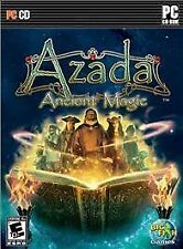 AZADA: ANCIENT MAGIC PC Game- PUZZLE - NEW Sealed