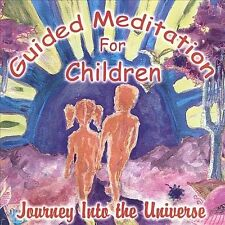 FREE US SHIP. on ANY 2 CDs! ~LikeNew CD Chitra Sukhu: Guided Meditation for Chil