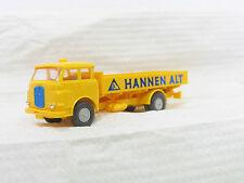 WIKING 416 WERBEMODELL 416 MAN HANNEN ALT   RS2466
