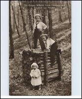 ~1910 Adel Monarchie Prinz Wilhelm Louis Ferdinand v. Preussen beim Klettern