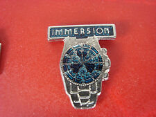 pins pin montre watch immersion