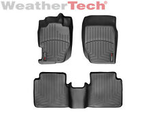 WeatherTech DigitalFit FloorLiner - 1998-2002 - Honda Accord - Black