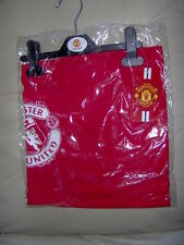 MUFC  MANCHESTER UNITED -LADIES/GIRLS SHORT SARONG  - RED - ONE SIZE Beachwear