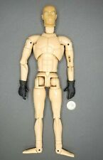 "1:6 Medicom British SAS Male Nude Body 12"" GI Joe BBI Dragon Hot DamToys"