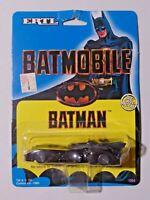 ERTL Die Cast Metal Batmobile Batman 1989 NEW in Package 1/64 Scale