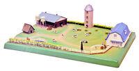 Tomytec (Building 140) Complete Farm (Ranch) Set 1/150 N scale