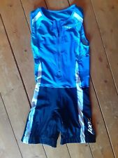 Zoot Women's One Piece Triathlon Suit, Size Small