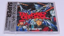 Blood Gear Mech Shooter PC Engine Super CD-ROM * Brand NEW Sealed *